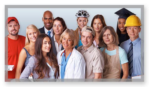 Adult Job Seekers Image