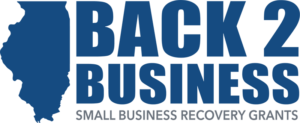 Back to Business Small Business Recovery Grants Logo